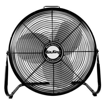 Air King 9218 18 Inch Indoor 3 Speed Heavy Duty Portable Industrial Floor Fan