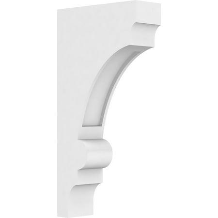 3 W x 10 D x 20 H Standard Diane Architectural Grade PVC Corbel