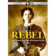Rebel: Loretta Velasquez, Secret Soldier of the American Civil War (DVD)