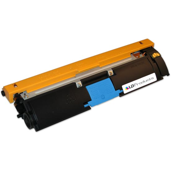 LD Compatible Konica-Minolta A00W362 Cyan Laser Toner Cartridge for Bizhub C10