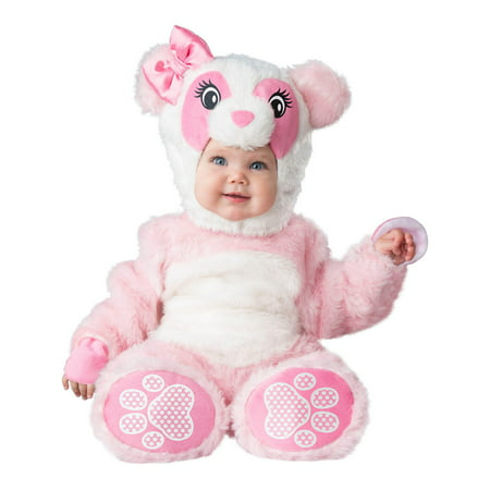 Lil' Pink Panda Infant (Lil' Frankie Infant & Toddler Costumes)