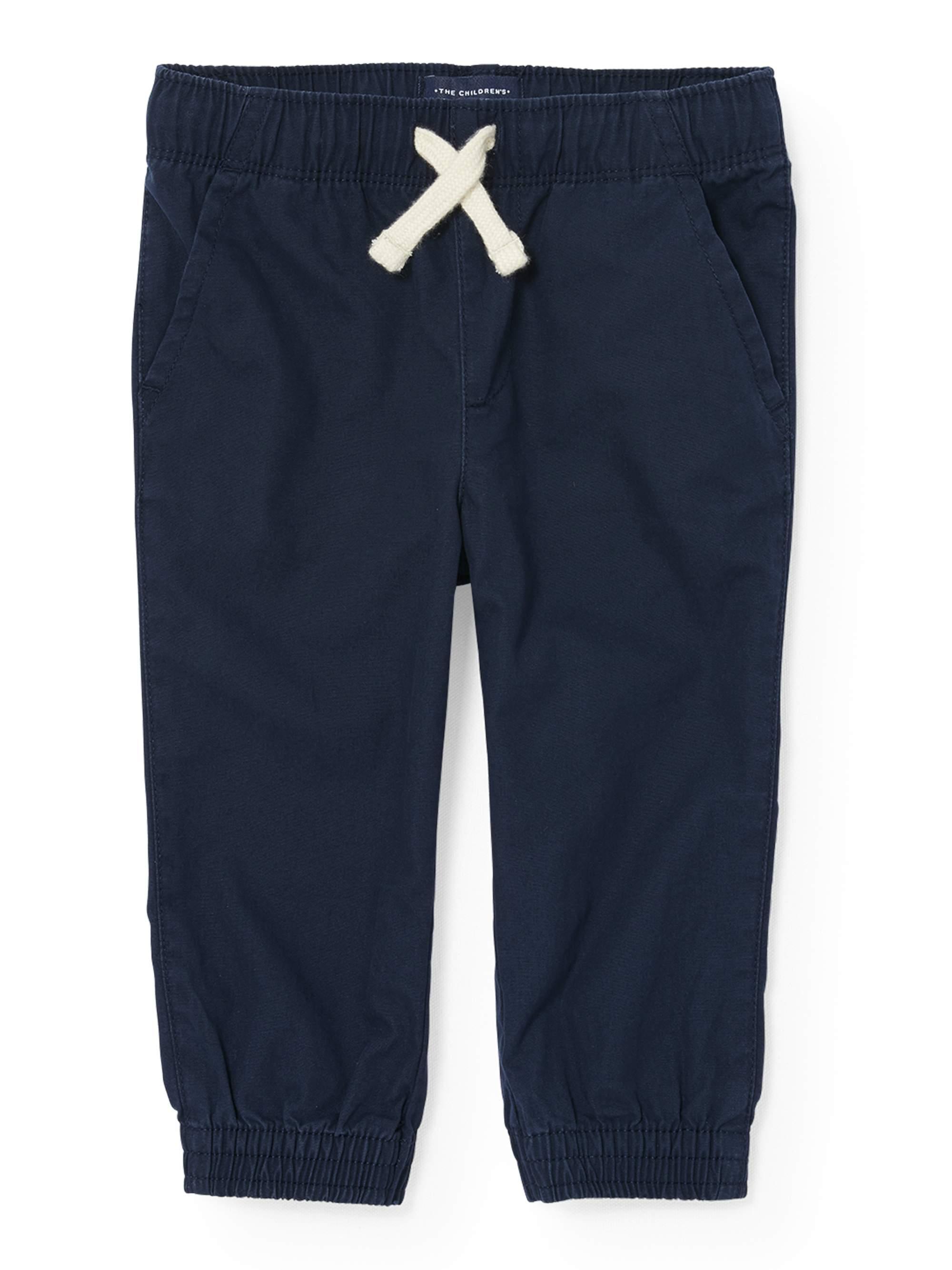 Drawstring Jogger Pants (Baby Boys & Toddler Boys)