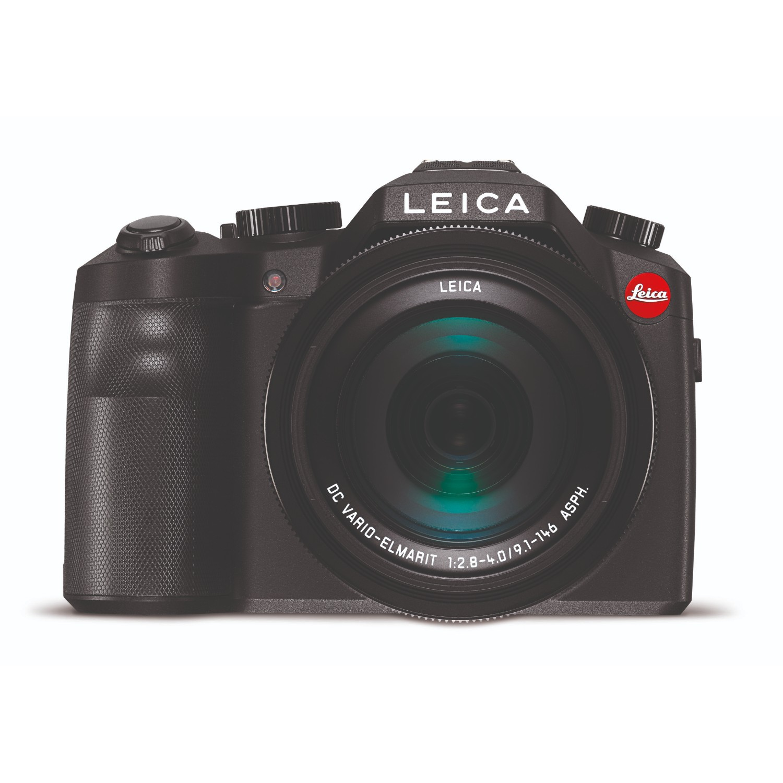 Leica V-Lux Camera (Typ 114) Digital Camera Black by Leica