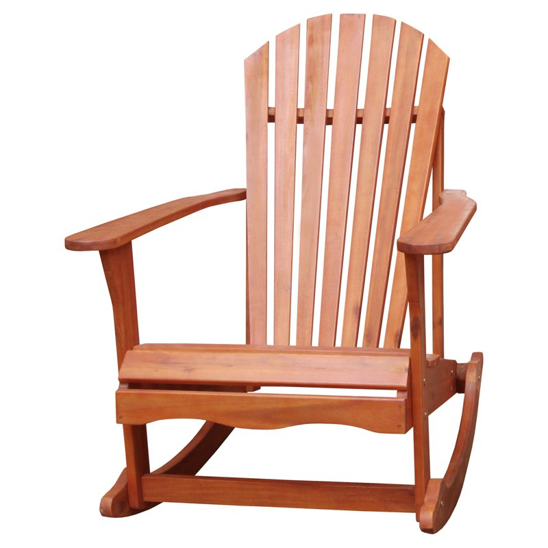 International Concepts Adirondack Rocker, Oiled by International Concepts