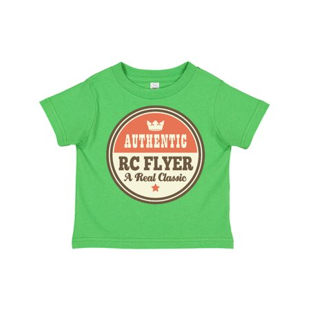 RC Flyer Vintage Classic Toddler T-Shirt Toddler Classic T-shirt