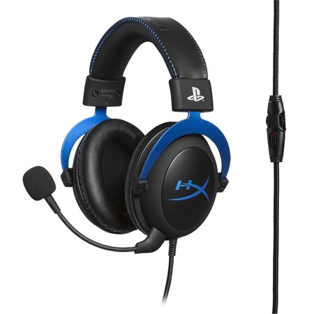 HyperX Cloud - PS4 Gaming Headset