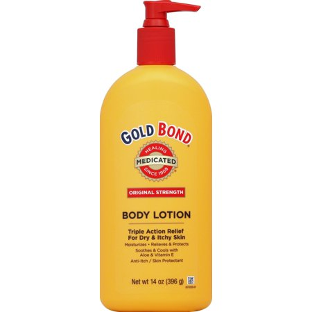 GOLD BOND® Medicated Original Strength Body Lotion 14oz (Gold Bond Medicated Body Lotion)