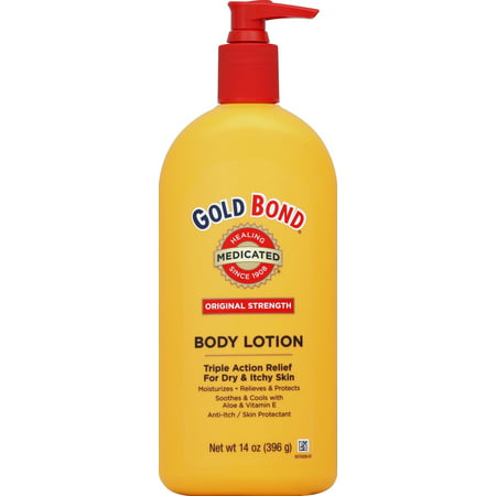 GOLD BOND® Medicated Original Strength Body Lotion