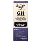 Best Growth Hormone Boosters - Oxylife Growth Hormone - 2 fl oz Review