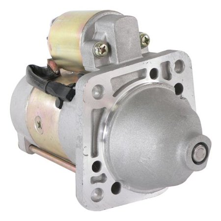DB Electrical Smt0223 Starter For Jeep Liberty 2.8 2.8L Diesel 05 06 56041579Ab
