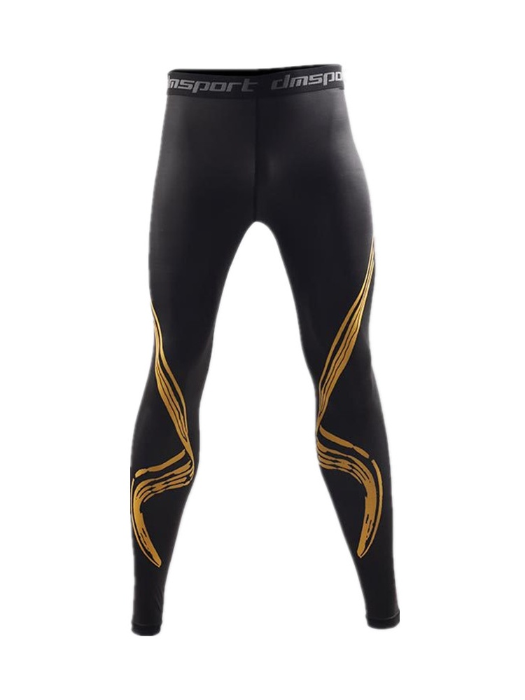 DYMADE Men's Fast Dry Performance Shorts Compression Base Layer Tight Running Pants by DYMADE