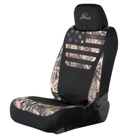 Mossy Oak Camo Seat Covers Fits Most Low Back Seats Walmart Com
