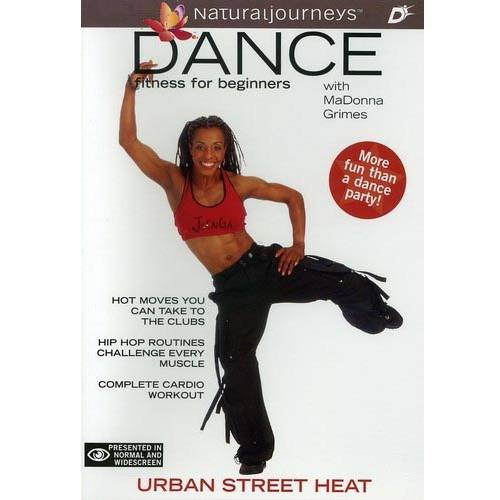 Dance Fitness For Beginners With MaDonna Grimes: Urban Street Heat (Full Frame, Widescreen)