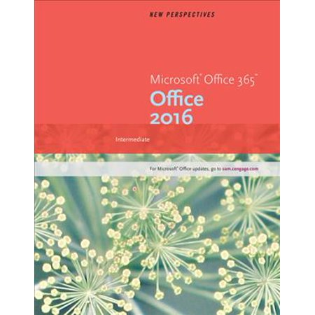 New Perspectives Microsoft Office 365 & Office 2016: Intermediate Promo Code