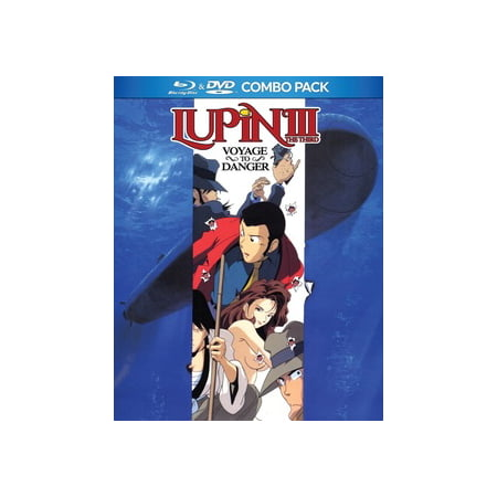 Lupin the 3rd: Voyage to Danger (Blu-ray)