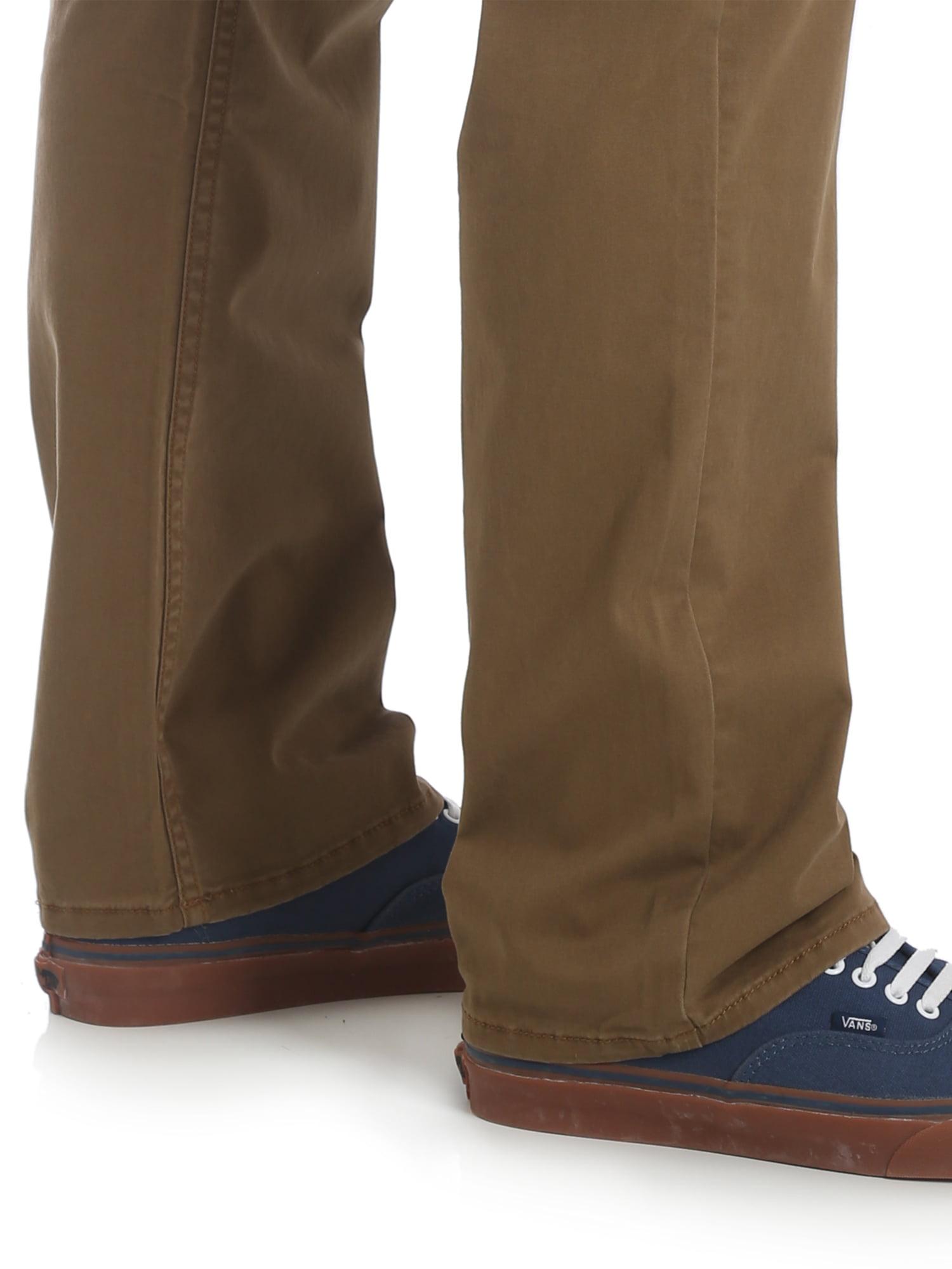 Wrangler - Men s Straight Fit 5 Pocket Pant - Walmart.com 33df674345