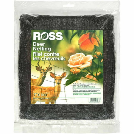 Ross Easy Gardener Weedblock 7 X 100 Deer Netting