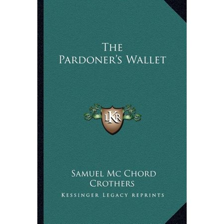 The Pardoner's Wallet