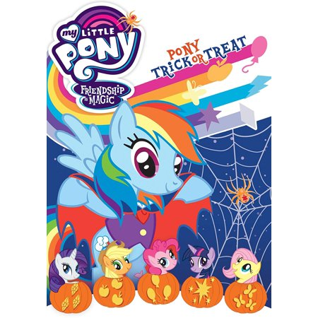 My Little Pony Friendship Is Magic: Pony Trick Or Treat ( (DVD)) - Halloween Trick Or Treat Game Online