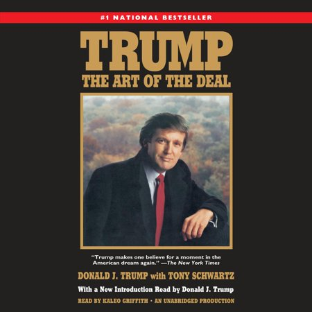 Trump: The Art of the Deal - Audiobook