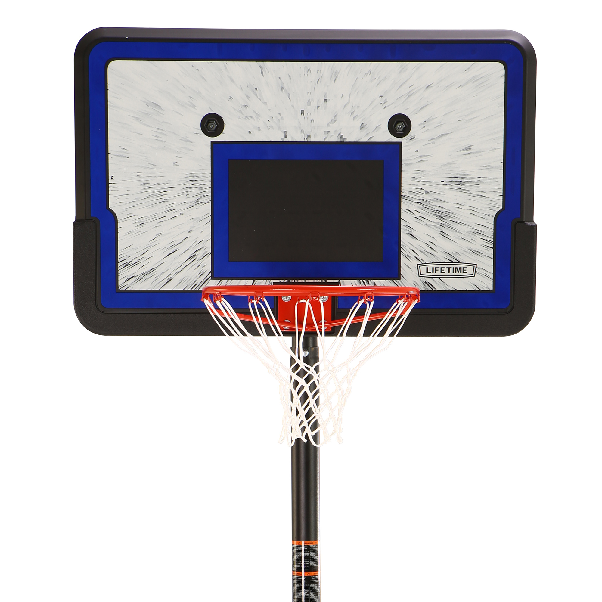 Superior Convert Portable Basketball Goal To Inground Round Designs