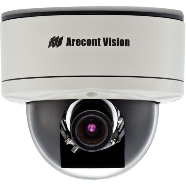 Arecont Vision - AV2255DN-H - Arecont Vision MegaDome 2 AV2255DN-H 2.1 Megapixel Network Camera - Color, Monochrome -