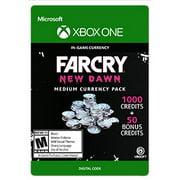 FAR CRY NEW DAWN MEDIUM CURRENCY PACK, Ubisoft, Xbox, [Digital Download]