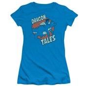 Dragon Tales Flying High Juniors Short Sleeve Shirt