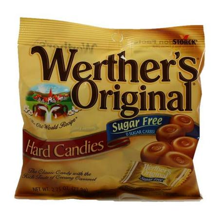 Werther's Original Hard Candies, Sugar Free (Pack of 6)](Werther's Hard Candy)