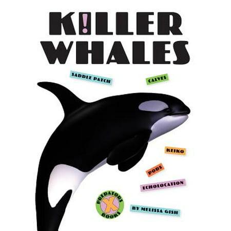 X-Books: Killer Whales - Killer Whale Size Chart