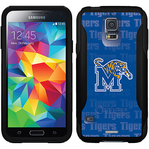 Memphis Repeating Design on OtterBox Commuter Series Case for Samsung Galaxy S5