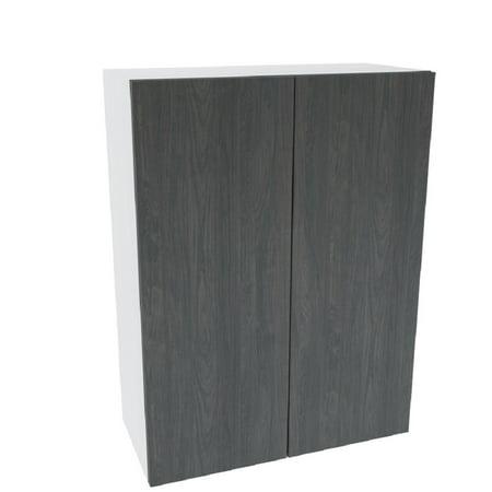 "Cambridge Threespine wall cabinet 33W x 36H x 12""""D -  SA-WU3336-CM"