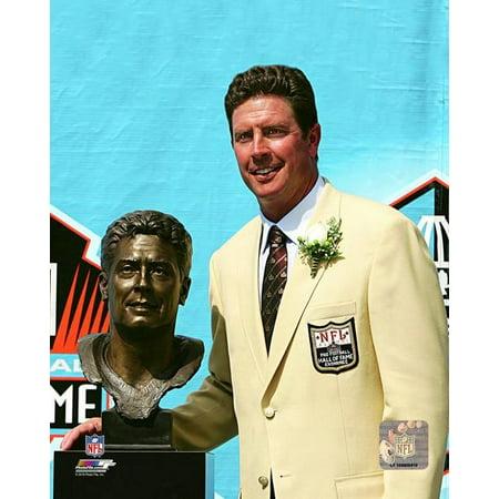 Dan Marino 2005 NFL Hall of Fame Induction Ceremony Photo