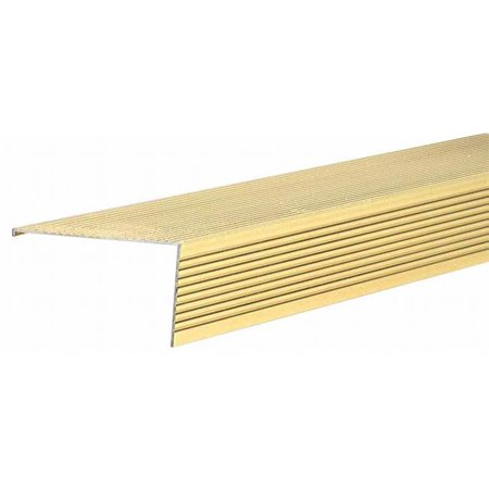 M-d Products 2-.75in. X 1-.50in. X 72in. Brite Dip Gold Sill Nosing  81885 - image 1 of 1