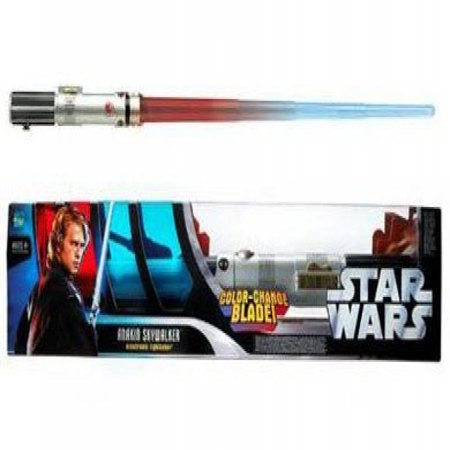 Star Wars:Anakin Skywalker Lightsaber- Revenge of the Sith - Blue Light Saber