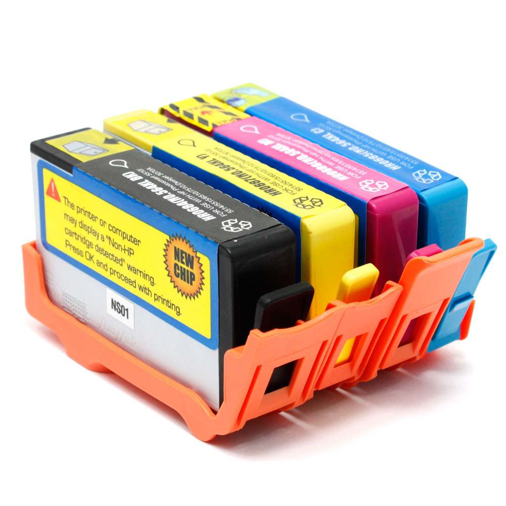 HP PHOTOSMART 5520 E-ALL-IN-ONE INK CARTRIDGE SET (COMPATIBLE)