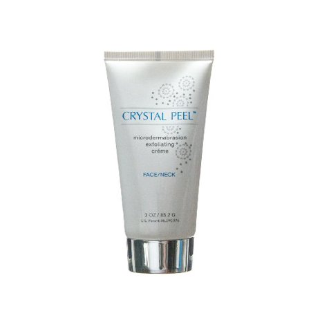Crystal Peel Microdermabrasion Exfoliating Creme, 3 Ounce - image 1 of 1