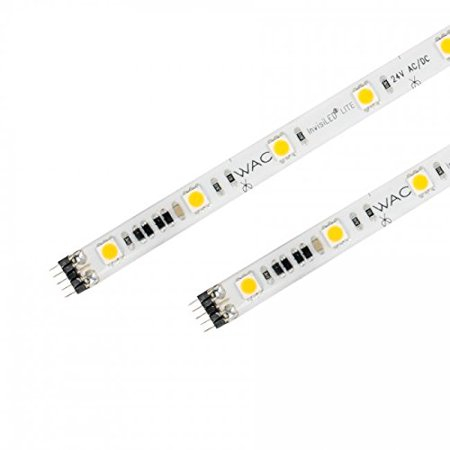 Invisiled Tape (LED-T24W-1-WT Invisiled 1-Feet Led Tape Light Classic High Performance By WAC Lighting Ship from US )