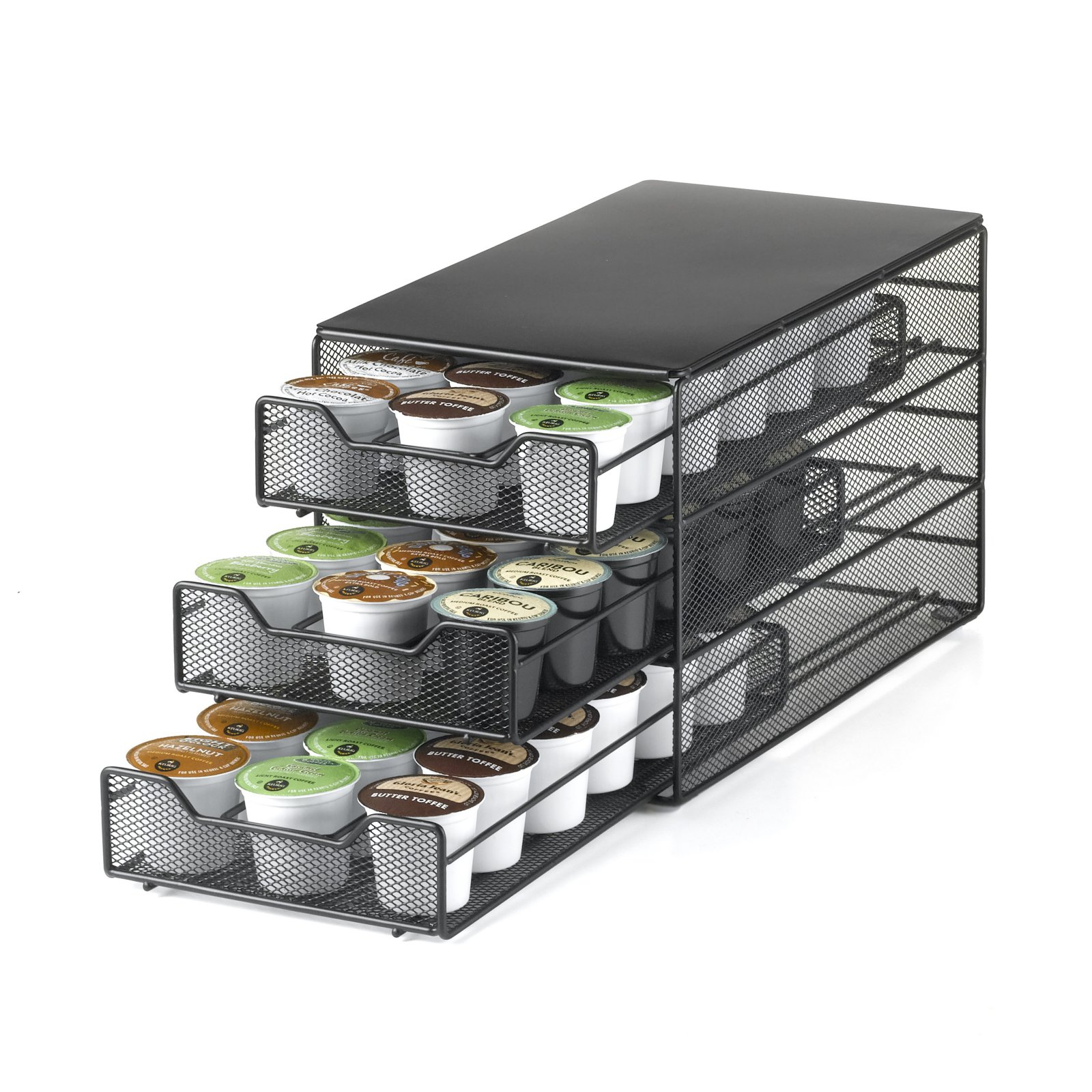 Keurig Approved 3-tier Drawer - 54 Capacity