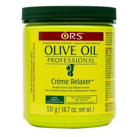 ORS Olive Oil Professional Crème Relaxer - Extra Strength 18.75 oz