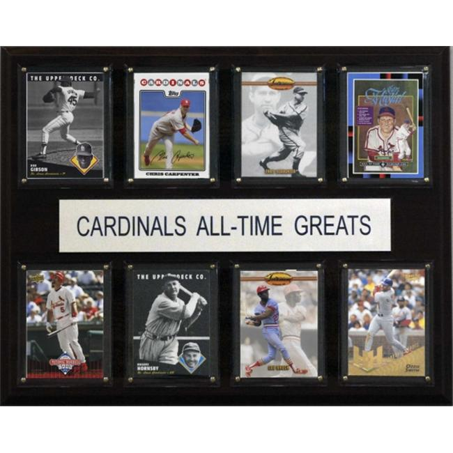 C and I Collectables 1215ATGSTL MLB St. Louis Cardinals All-Time Greats