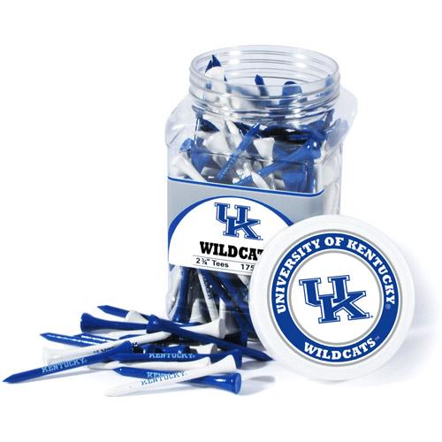 Team Golf NCAA Kentucky Jar Of 175 Golf Tees