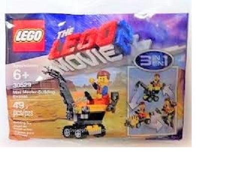 LEGO (30529) -Mini Master-Building Emmet The Movie 2-(49 Pieces)