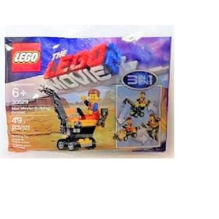 LEGO (30529) -Mini Master-Building Emmet The Movie 2-(49 Pieces)](Lego Emmet Costume)