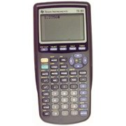 Refurbished Texas Instruments TI-83 Graphing Calculator Handheld TI83