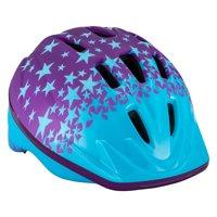 Schwinn Classic Child Bike Helmet, ages 5 to 8, purple / blue