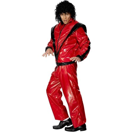 Michael Jackson Thriller Deluxe Costume Adult Large
