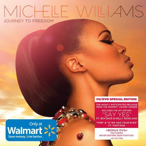 Journey To Freedom (Walmart Exclusive) (CD/DVD)