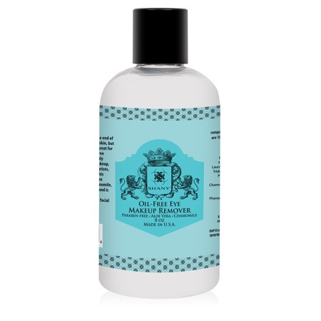 SHANY Indelible Oil-Free Eye Makeup Remover lotion - 8oz