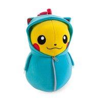 Pokemon Pikachu in Venusaur Sleeping Bag 10 inch Nebukuro Collection Plush Toy